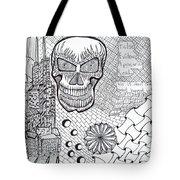 Domestic Violence Class Tote Bag
