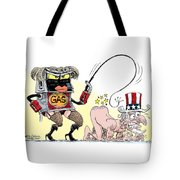 Dominating Gas Prices Tote Bag