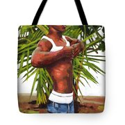 Dominican Beach Tote Bag