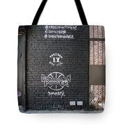 Dominican Power Tote Bag
