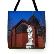 Dominican Sisters Jesus And Mary Tote Bag