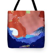 Dominican Sunset Tote Bag
