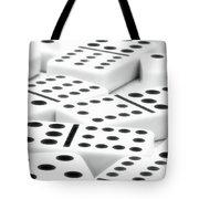 Dominoes II Tote Bag