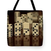 Dominos Tote Bag