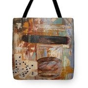 Dominos Night Tote Bag