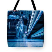 Don Mill Blue Tote Bag