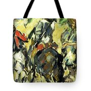 Don Quixote, View From The Back Tote Bag