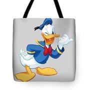 Donald Duck Tote Bag