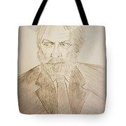 Donald Sutherland Tote Bag