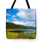 Donegal Landscape Tote Bag