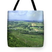 Donegal Patchwork Farmland Tote Bag