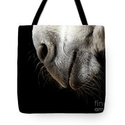 Donkey's Mouth Tote Bag