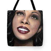 Donna Summer Tote Bag by Tom Carlton