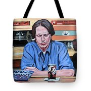 Donny Kerabatsos Tote Bag by Tom Roderick