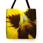 Don't Be A Pansy Tote Bag