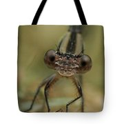 Don't Come Any Closer Tote Bag