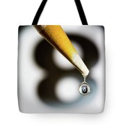 Don't Fall Behind The Eight Ball Tote Bag