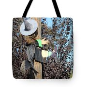 Dont Hex And Fly Tote Bag