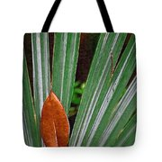 Don't Leaf Tote Bag