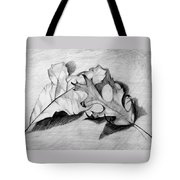 Don't Leaf Me Tote Bag