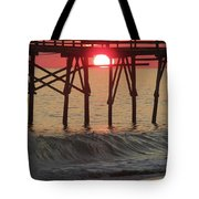 Don't Let The Sun Go Down On Me  Tote Bag