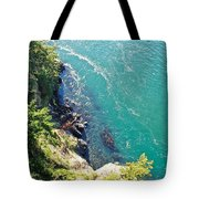 Don't Look Down 2 Tote Bag