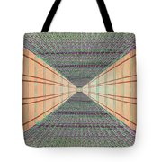 Dont Look Down Tote Bag