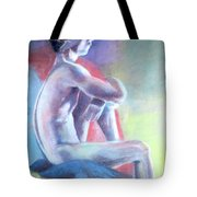 Don't Look Into The Light Tote Bag