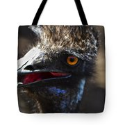 Dont Mess With The Emu Tote Bag