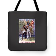 Don't Read American History- Make It Tote Bag