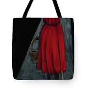 Don't Stray From The Path Tote Bag