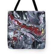 Don't Wake The Animals Tote Bag
