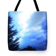 Don't You Love That Blue Tote Bag
