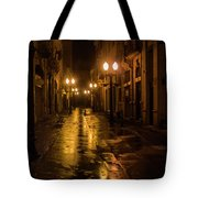 Donwtown Tote Bag