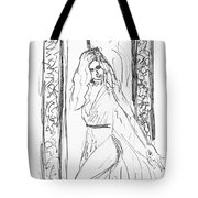 Doodleher Tote Bag
