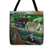 Doolin Ireland Sunset Tote Bag