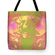 Doom 3 Resurrection Of Evil Tote Bag