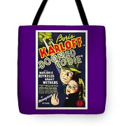 Doomed To Die Tote Bag