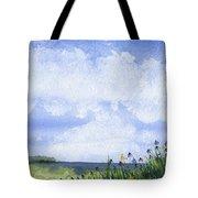 Door County View Tote Bag