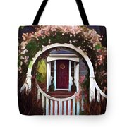 Door From A Dream Tote Bag