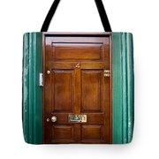 Door In Ireland Tote Bag