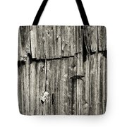 Door Latch And Hinges 3 Tote Bag