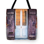 Door No. 2 Tote Bag