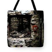 Door Of Rock Tote Bag