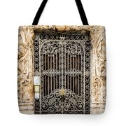 Door - Seville Spain Tote Bag