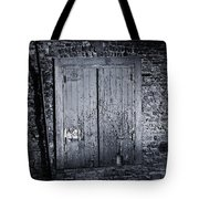 Door To Nowhere Blarney Ireland Tote Bag