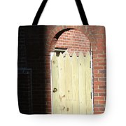 Door To Your Heart  Tote Bag