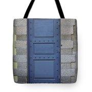 Door With No Handle Tote Bag