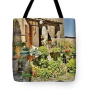 Little Paradise In Tuscany/italy/europe Tote Bag
