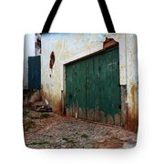 Doors And Windows Lencois Brazil 10 Tote Bag